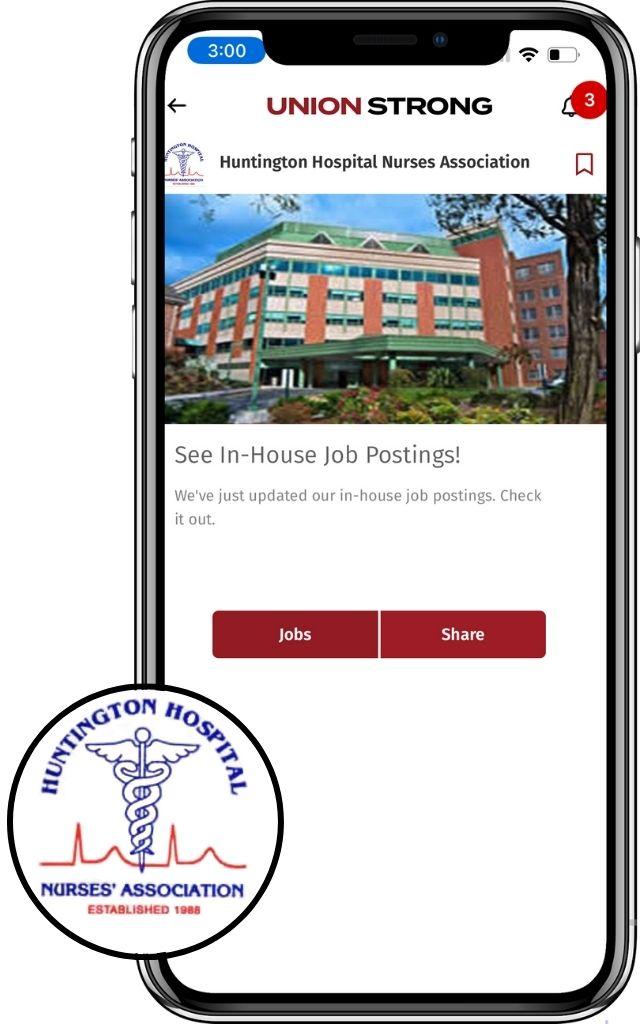 Union App Job Notificaitons