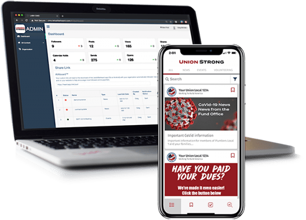 Union Strong App